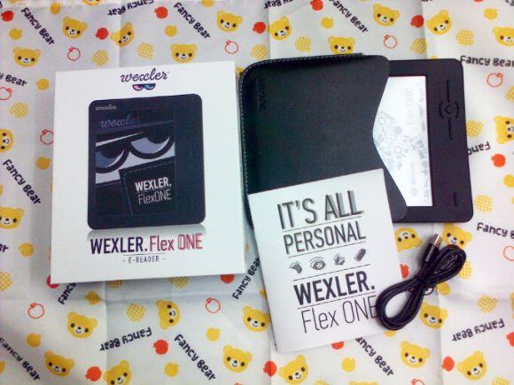 SALE.... Ebook Reader Flex One Flexible hanya 1,49jt mirip Kindle - Free COD