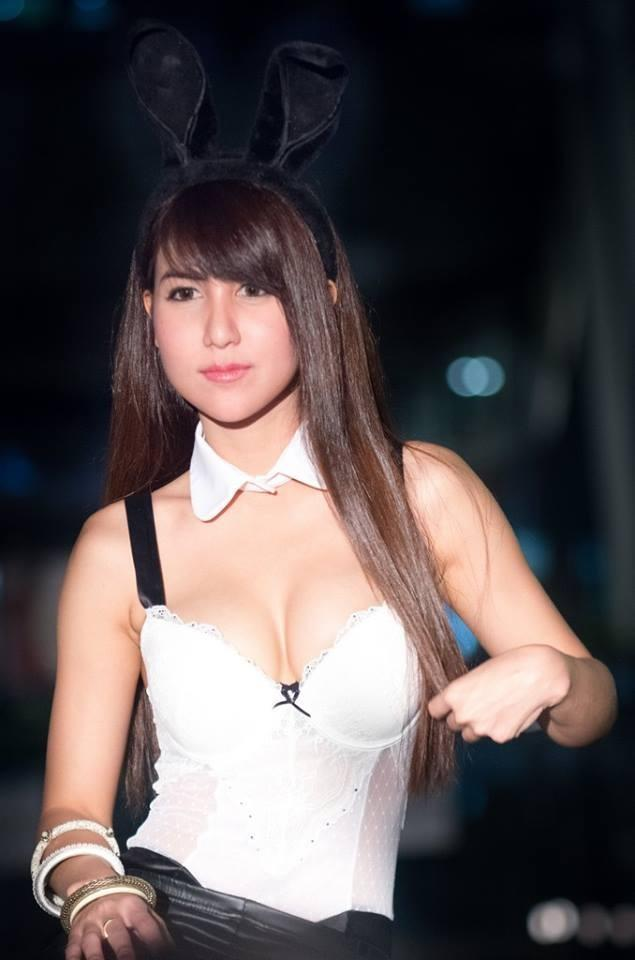 [BB 21+] Model Playboy Thailand IGO