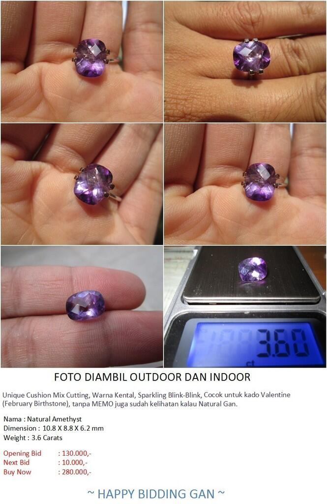 Lelang Batu Permata Gemstones
