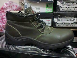[wts] sepatu gunung/hiking karrimor high murmer
