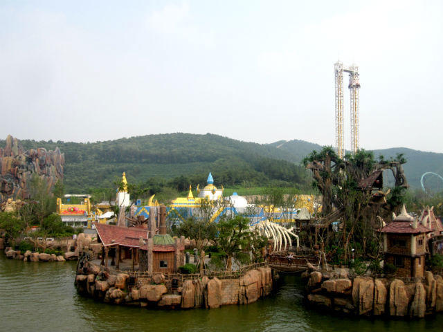 WORLD JOYLAND TANAH WORLD OF WARCRAFT DI DUNIA NYATA