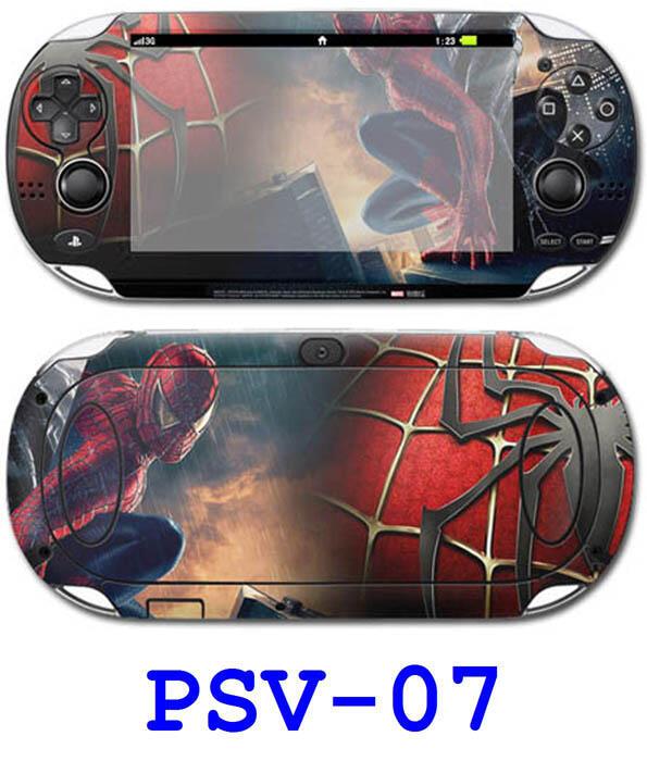 Overdrive's Skin / Sticker For PS Vita