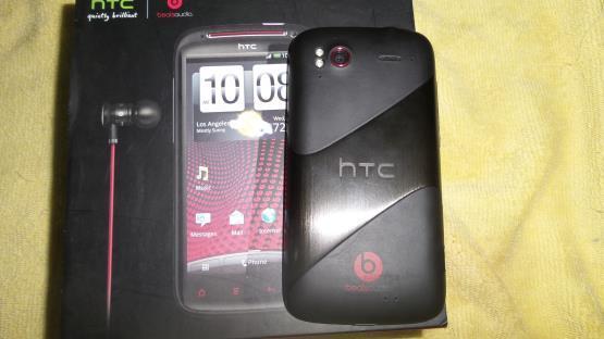 HTC Sensation XE Black fullset handsfree non Beat cod bogor only harga1,9jt nett