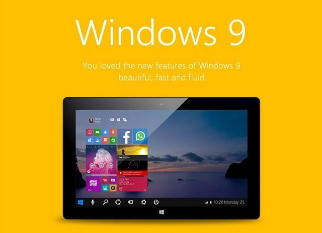 Inilah 10 Alasan Kenapa Windows 9 Sebaiknya Dirilis Gratis