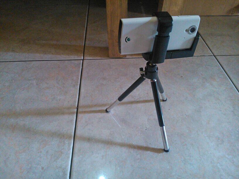Tripod hp, Iphone, Smartphone + holder