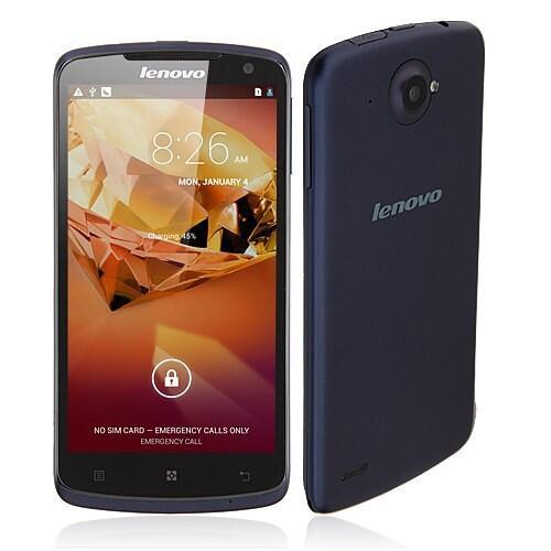 Lenovo S920 - Blue   Quad-core 1.2 GHz Processor, Android v4.2 J
