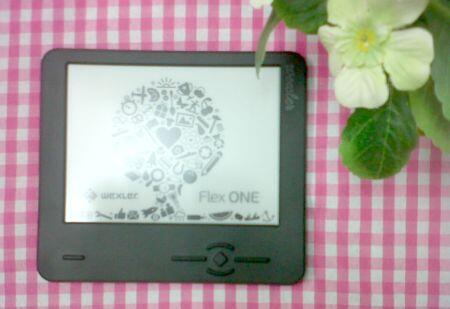 PROMO...!!! Wexler Flex ONE ereader flexible layar e-ink spt Amazon Kindle