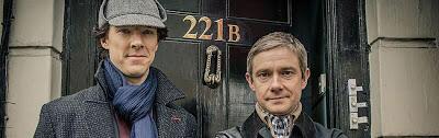 koleksi Sherlock Holmes (novel ebook,komik,tv series,movie)
