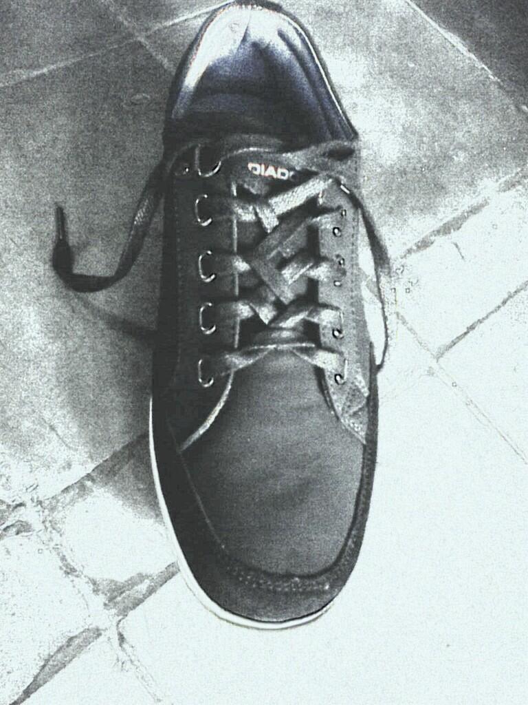 Ikatan Tali Sepatu Keren Gan