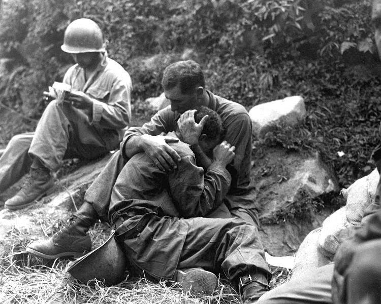 Foto - Foto Historis Perang Korea 1950-1953