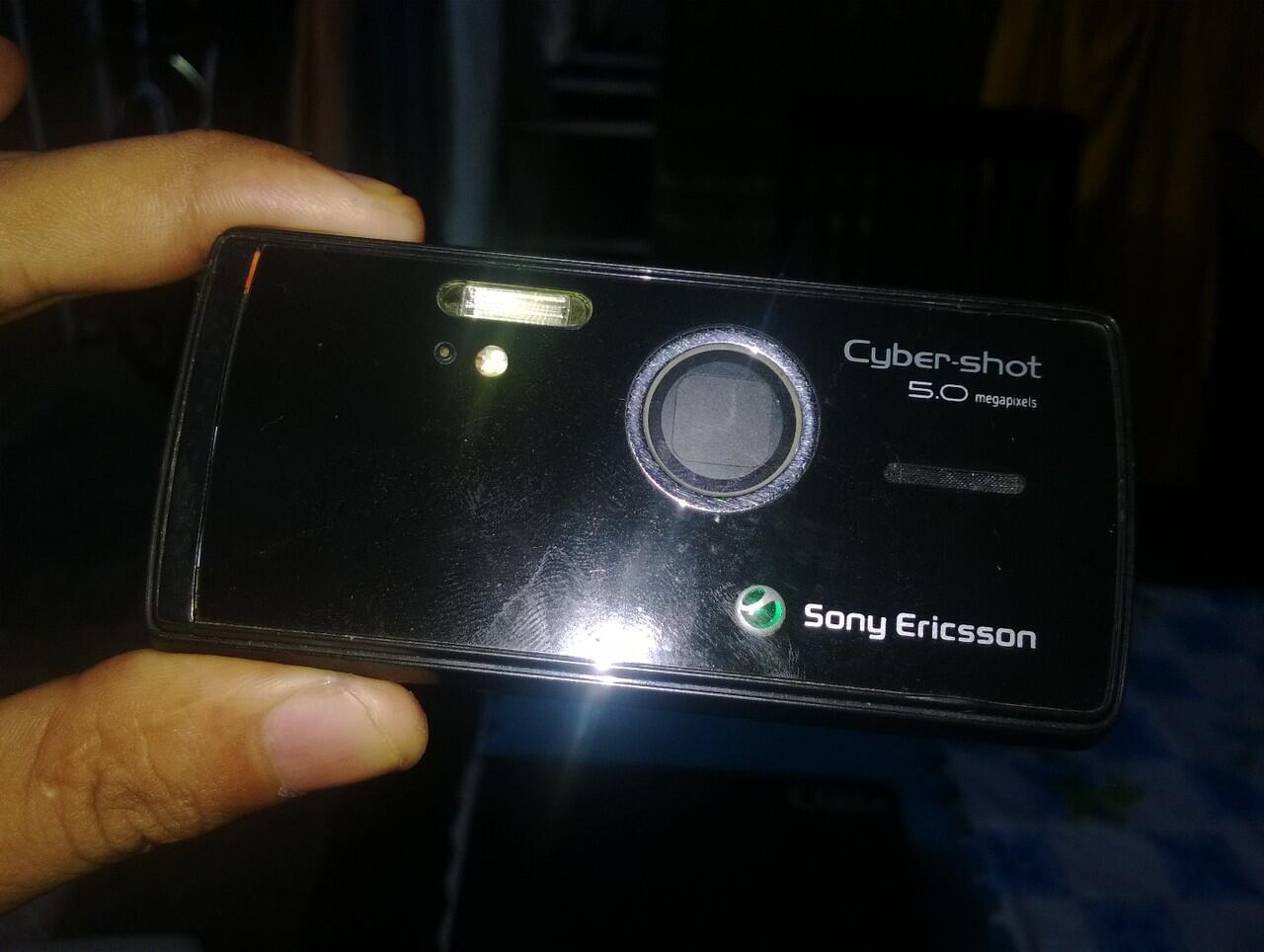 [WTS] HP JADUL LANGKA K850I HARUS GANTI LCD, FISIK DAN FUNGSI OKE