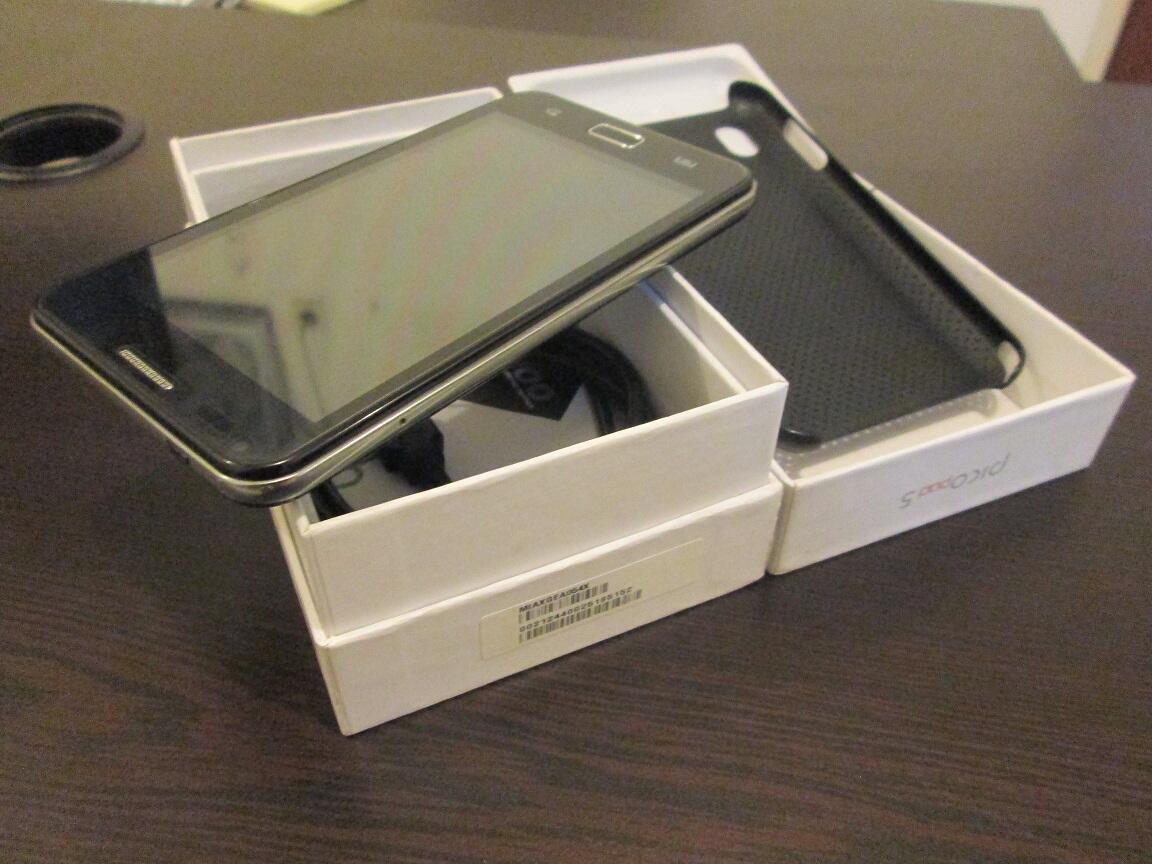 Axioo Picopad 5 GEA Android ICS BBM ready Sby