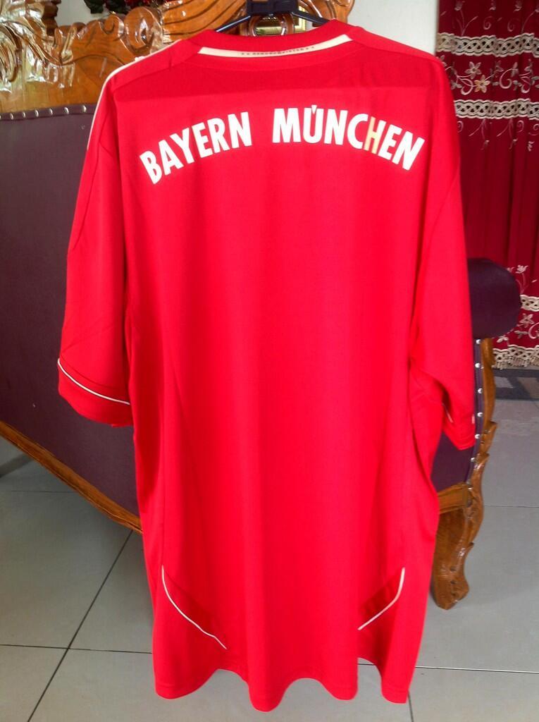 Soccer jersey Bayern munich 2012 100% ori adidas