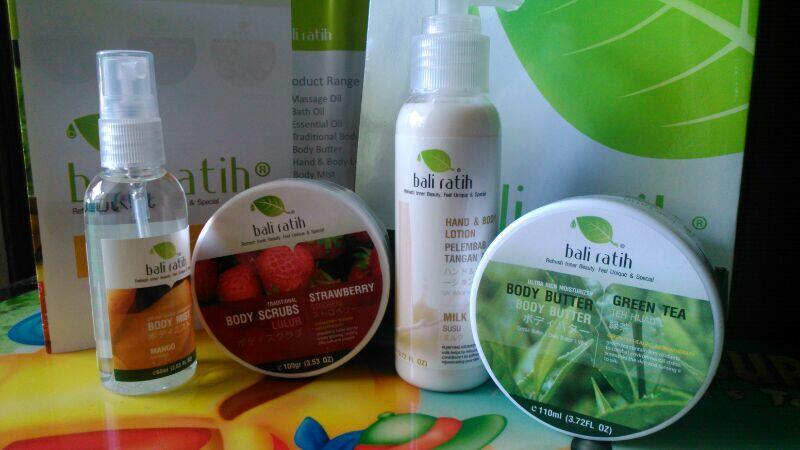 Paket Bali Ratih Body Mist 3 Pc Green Tea 60ml Bukalapak Source Green .
