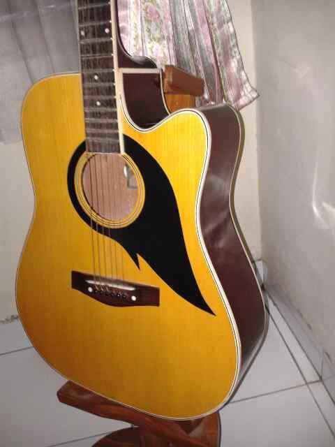 jual gitar yamaha akustik listrik