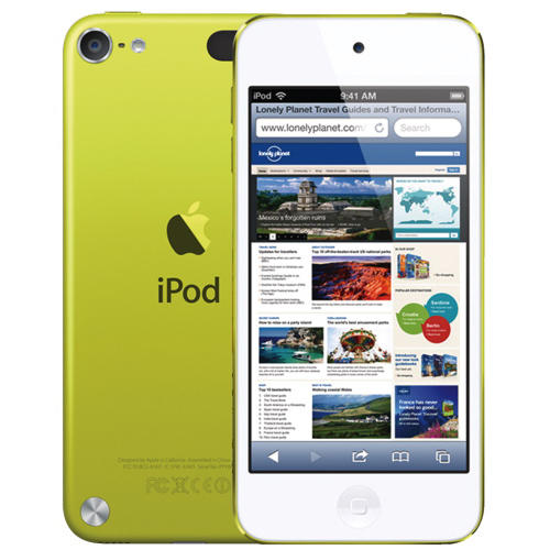 iPod Touch 5th Generation 64GB - Green Lime