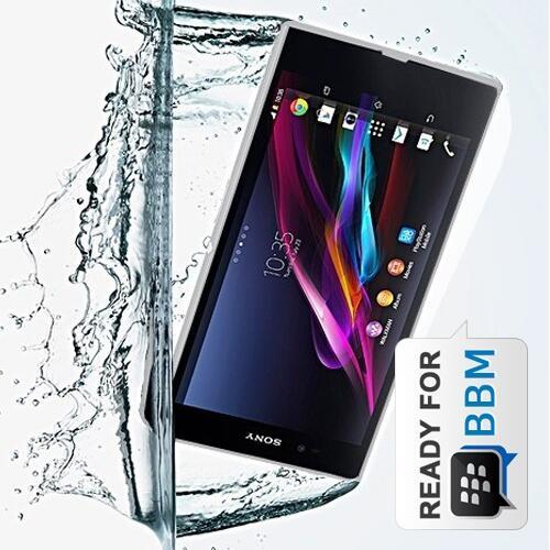 Sony Xperia Z Ultra - White