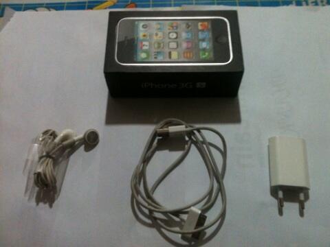 Iphone 3gs black fu