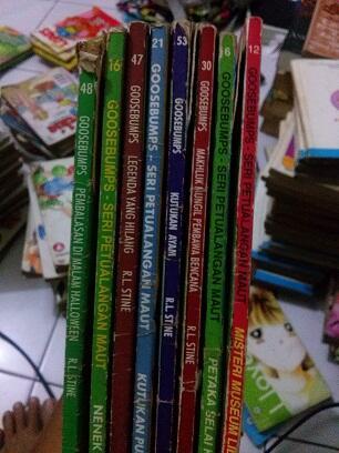 Ebook Goosebumps Seri Petualangan Maut