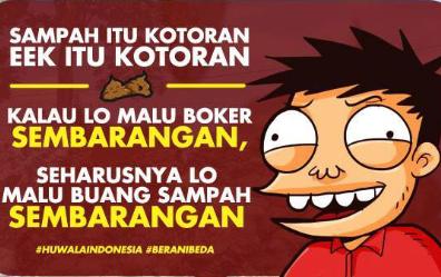 indonesia pasti bersiiiih bgt dan bebas banjir....