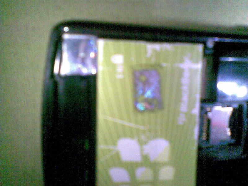 jual blackberry huron 8830 masi segel dan fullset 400rb aja jual cepet