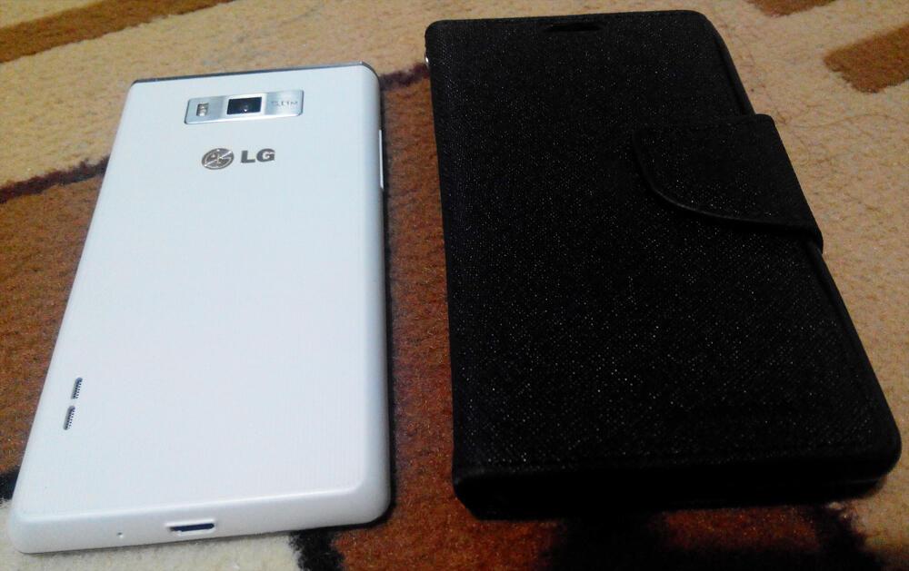 Jual Smartphone LG Optimus L7 LG-P705