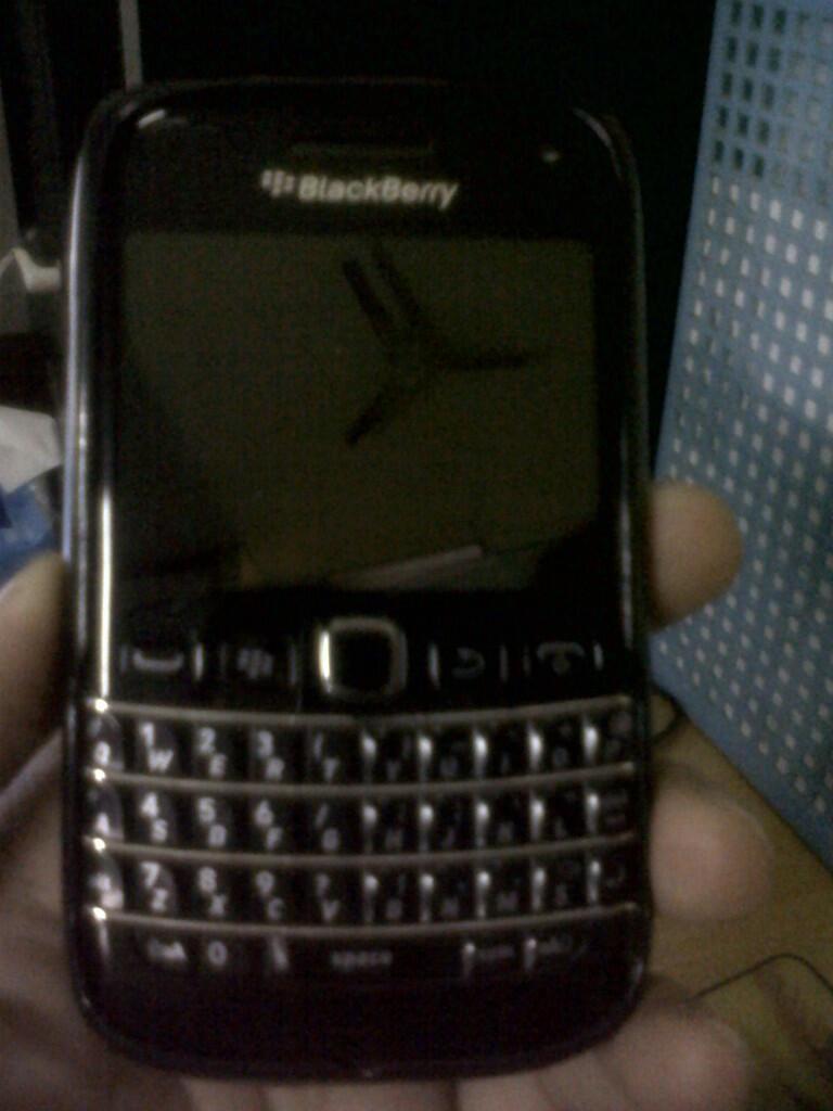 WTS BB 9790 BELLAGIO BLACK BANDUNG