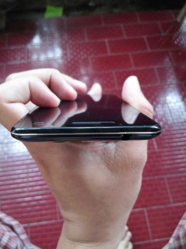 Oppo Find Mirror R819, Warna Biru, Like New, Garansi Panjang