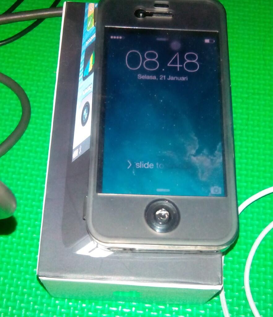 jual iphone 4g cdma 16GB Bandung