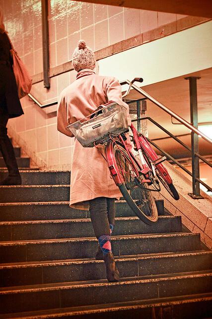 Berlin Cycle Chic, Gaya Modis Pesepeda di Jerman