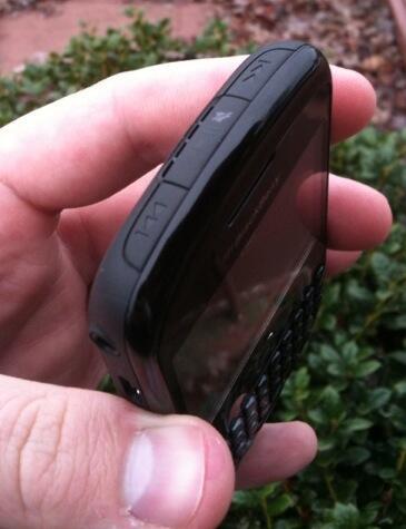 blackberry aries muluss masih baru semarang