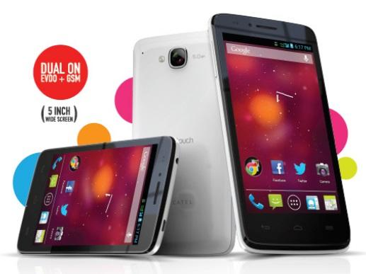 Smartfren Alcatel One Touch D920