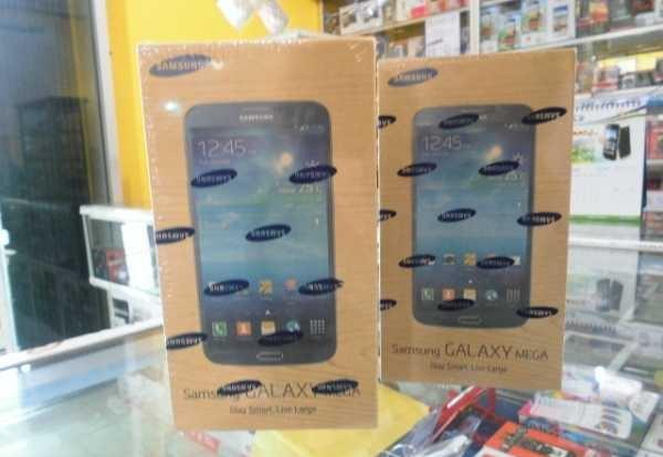 promo spesial harga Samsung Galaxy Mega Gt-i9200 6,3 Baru