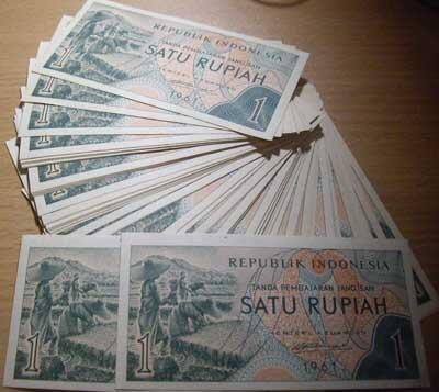 Banknotes 189 Collection (Jual Uang Kuno Kertas Dll)