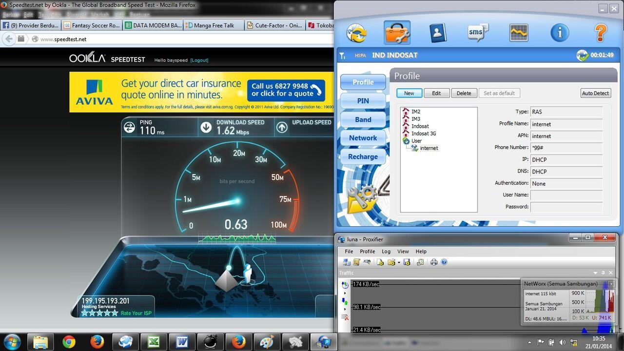 [REVIEW & DISCUSS] Alcatel 1K3M usb modem 4g lte 100Mbps unlock all gsm