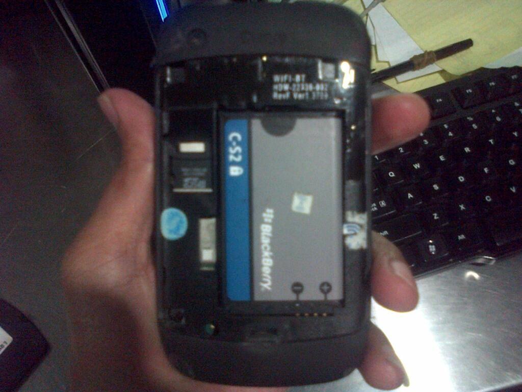 Handphone Blackberry Curve 8520 Gemini Jual Cepat, Murah Aje