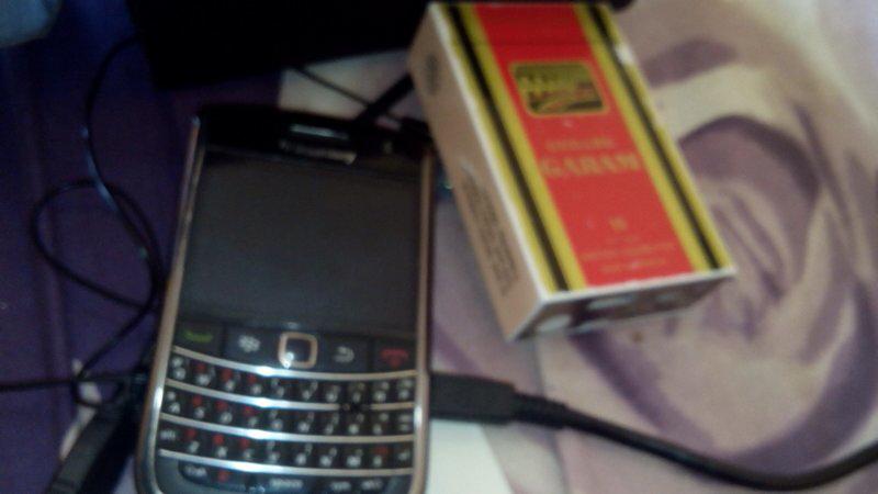bb/blackberry essex 9650 bonus powerbank
