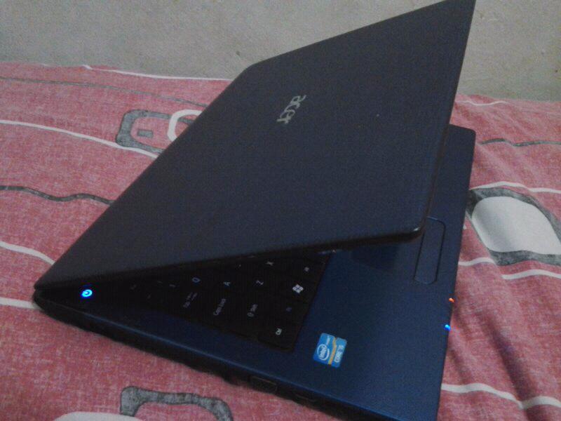 Acer aspire 4750 proccs core i5, ram 2gb, yahutt gan!