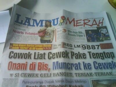 """""""LAMPU MERAH VS LAMPU HIJAU"""" BIKIN NGAKAK SAMPE JIGONG KERING !!"""