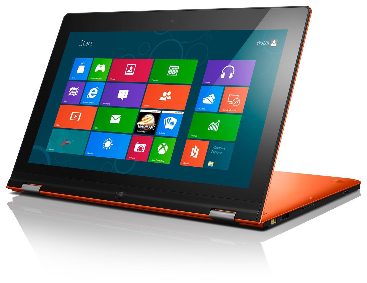 Lenovo IdeaPad Yoga, Notebook Seksi Yang Bisa Kayang