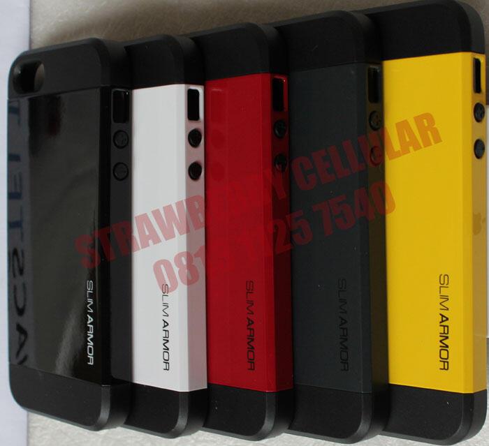 Case Bumper Spigen SGP Neo Hybrid, Slim Armor, Tough Armor iPhone4/4s, iPhone5/5s