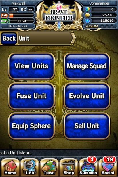 [IOS/Android] Brave Frontier ~ Turn Based RPG [ENG]