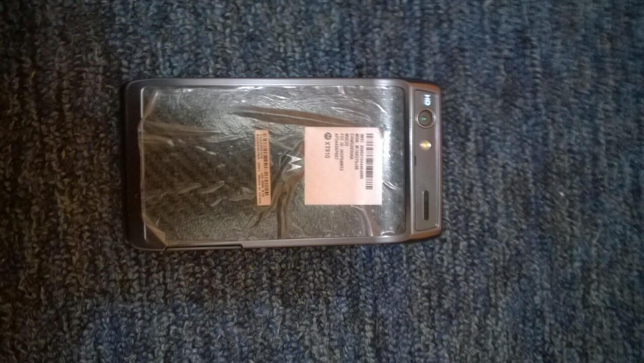 Motorola RAZR XT910 Mulus 99% (Yogya/Jogja)