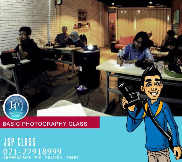 [Sekolah Fotografi] - Basic class Photography Jakarta school of photography