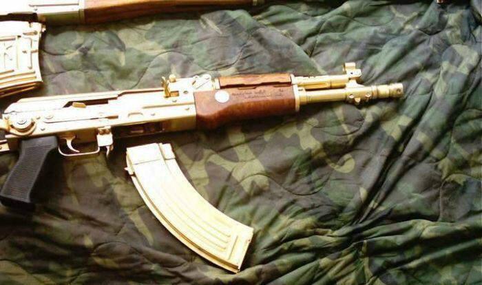 senjata cabe-cabean punya Saddam Hussein