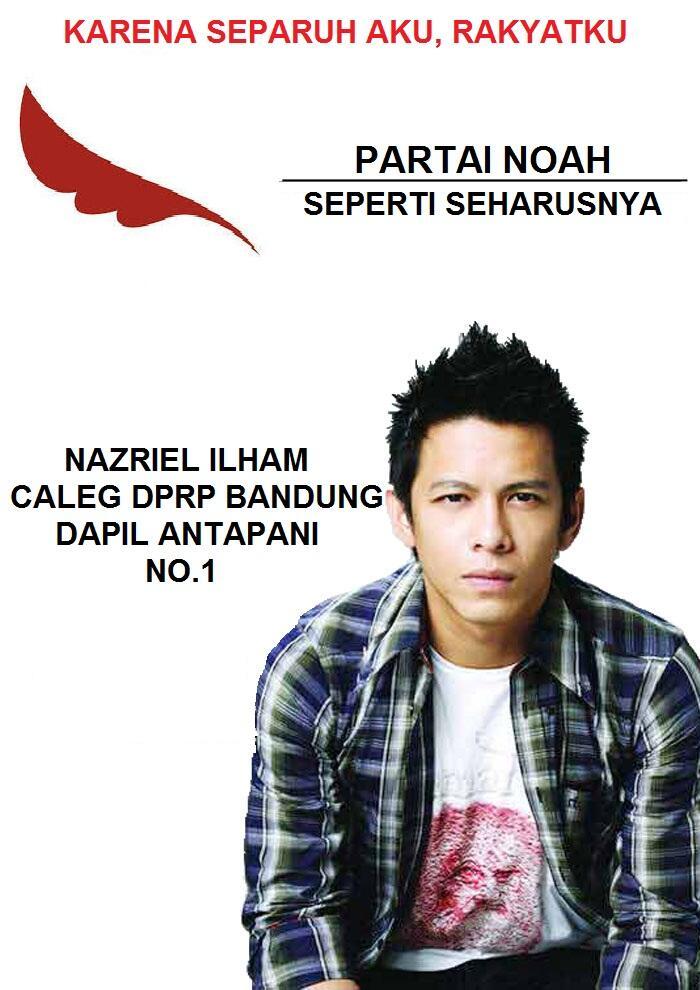 MUSISI INDONESIA INI NYALONIN JADI CALEG !!