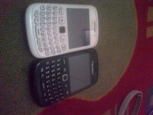Jual Cepat Butuh Uang hari ini Blackberry Amstrong 9320 & Davis 9220 fullset Bandung
