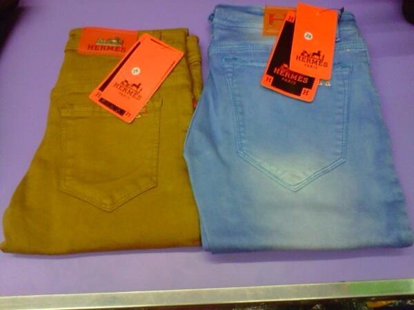 Celana jeans cowo cewe levis,wrangler,lois,hermes murah reseller welcome jogja
