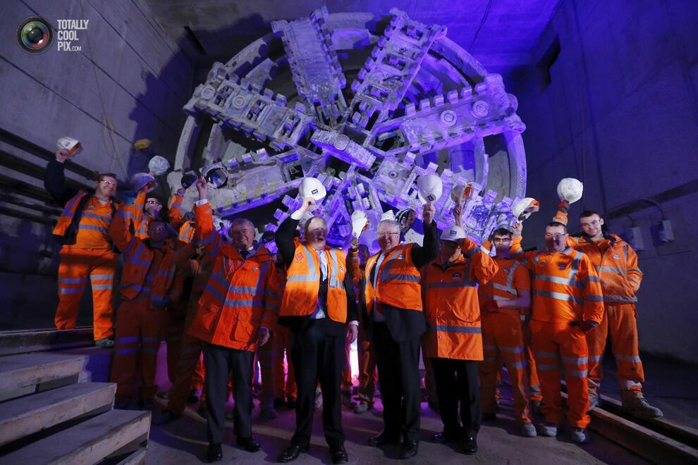 Proyek Ambisius kota London, senilai lebih dari 300 trilyun ! ( Bisa di contoh DKI )