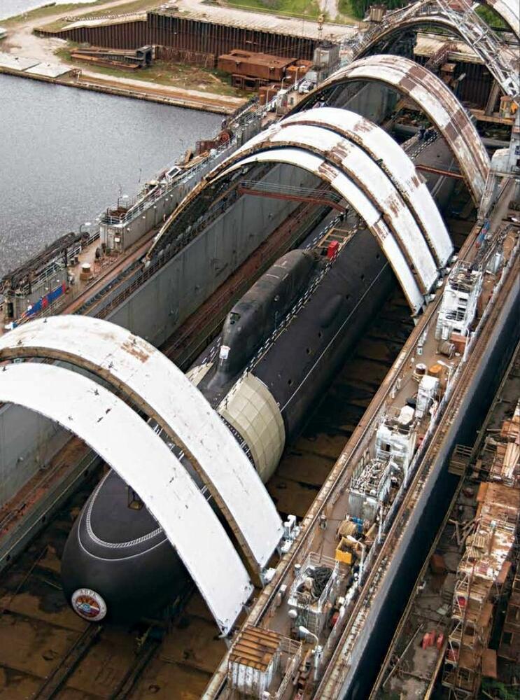 """"""" SAVERODIVINSK """"Generasi baru Kapal Selam Nuklir Russia, siap beroperasi penuh ! !"""